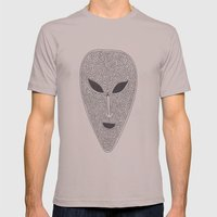 Celtic Alien Mens Fitted Tee Cinder SMALL