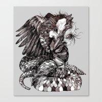 Snicken Canvas Print