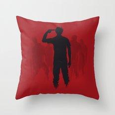 No Hope Left Throw Pillow