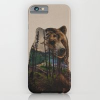 iPhone Cases featuring Bear Lake by Davies Babies