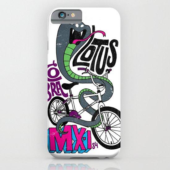 Lotus BMX iPhone & iPod Case