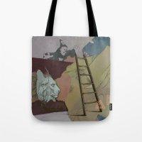 Coco's Lion Tote Bag