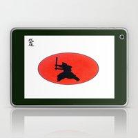 Japanese Bushido Way Of The Warrior Laptop & iPad Skin