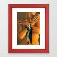 Girls on Film Framed Art Print