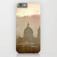 Cityscape - late afternoon iPhone 6 Slim Case