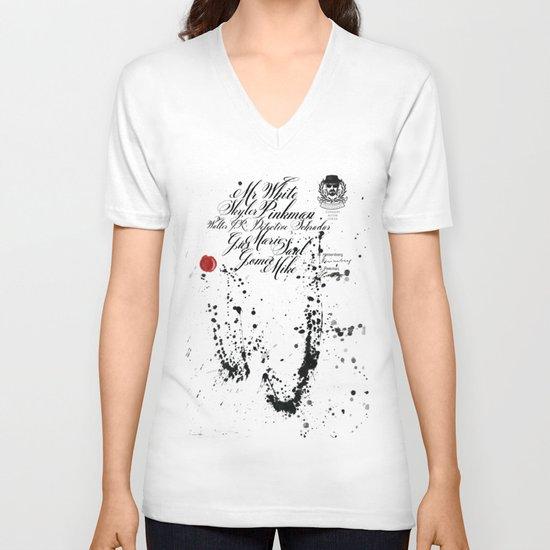 Heisenberg University V-neck T-shirt