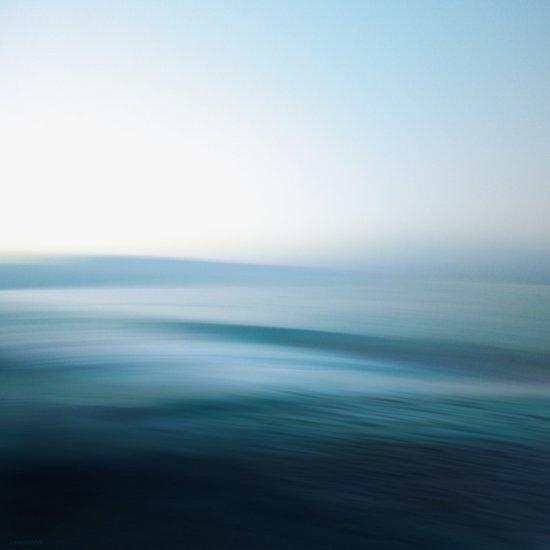 Perfect Day at Sea Art Print
