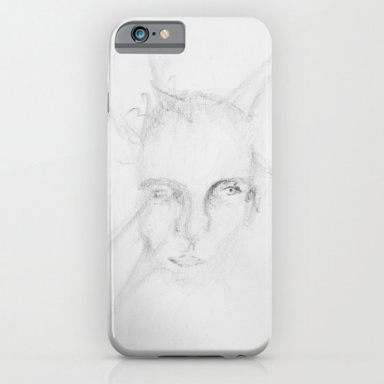 Face Study iPhone & iPod Case