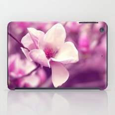Lonely Flower - Radiant Orchid iPad Case