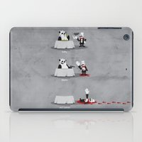 Eating Habits Of The Pan… iPad Case