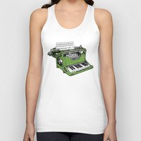 The Composition - G. Unisex Tank Top