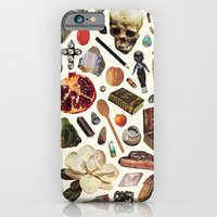 iPhone & iPod Case featuring ARTIFACTS by Beth Hoeckel Collage & Design