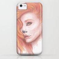 Fox Girl iPhone 5c Slim Case