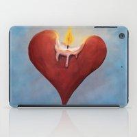 Burning Passion iPad Case