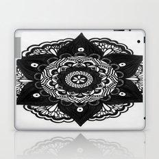 Flower Mandala Number 2 Laptop & iPad Skin