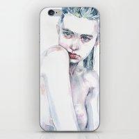 Ali Michael iPhone & iPod Skin