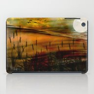 Aura Of Tranquillity iPad Case