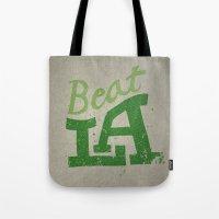 Beat LA Tote Bag