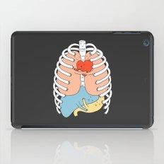 Hugs Keep Us Alive 2 iPad Case
