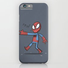 Spidey Walking iPhone 6 Slim Case
