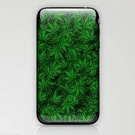 Weed. iPhone & iPod Skin