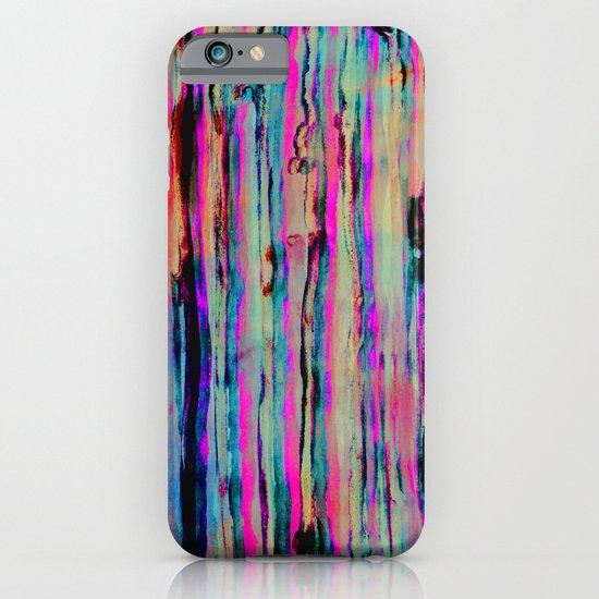 Neon Stripes iPhone & iPod Case