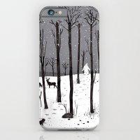 Mister Yeti's Great Esca… iPhone 6 Slim Case