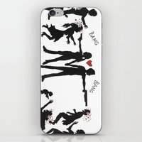 Zombie Hunting II iPhone & iPod Skin