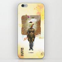I Scream iPhone & iPod Skin
