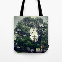 Weather the Storm Tote Bag