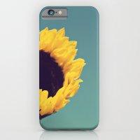 Sunflower iPhone 6 Slim Case