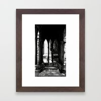 Lincoln Cathedral Framed Art Print