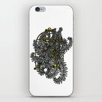 Jailed fern iPhone & iPod Skin