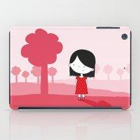 Polkadot Dress iPad Case