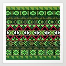 CHOTA NYOTA 12 Art Print
