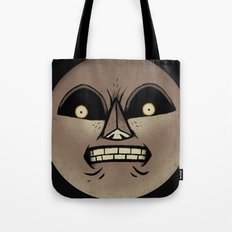 THE MOON. Tote Bag