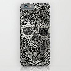 Lace Skull iPhone 6 Slim Case
