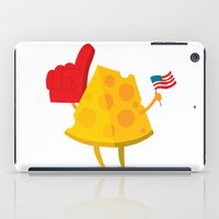 Cheese iPad Case