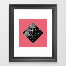 SpaceJelly Framed Art Print