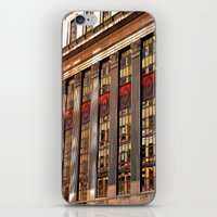 Downtown Reflections iPhone & iPod Skin