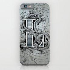 monogram l Slim Case iPhone 6s