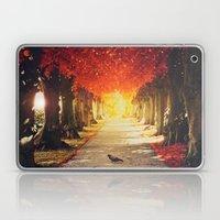 Autumn paradise. Laptop & iPad Skin