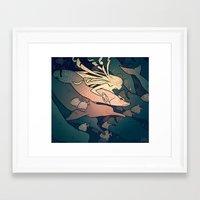 Encantado Framed Art Print