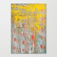 Abstract 700 Canvas Print