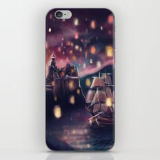Lights For The Lost Prin… iPhone & iPod Skin