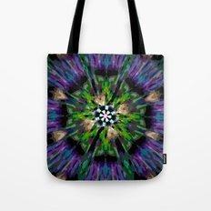 Internal Kaleidoscopic Daze-8 Tote Bag
