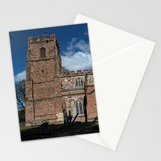 St Botolph's Church, Rugby, Warwickshire Stationery Cards