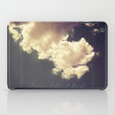 Some Like It High iPad Case