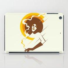 Retropolitan (warm) iPad Case