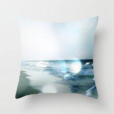 Run Away Throw Pillow